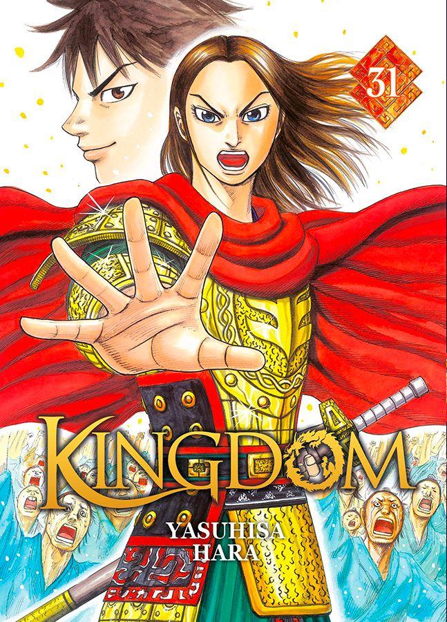 Kingdom Vol.31