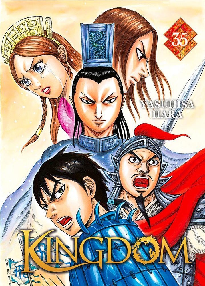 Kingdom Vol.35