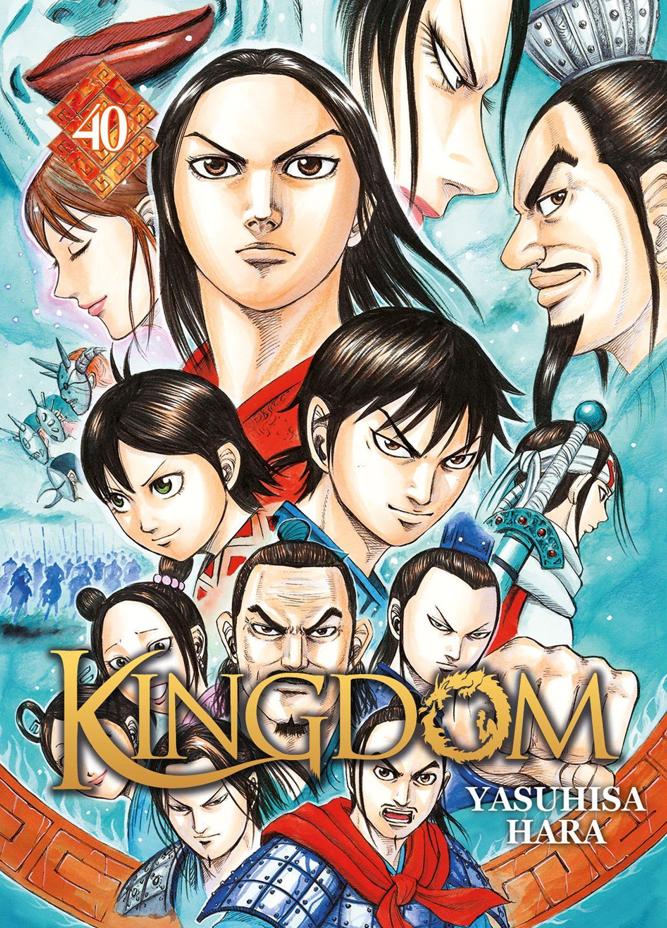 Kingdom Vol.40