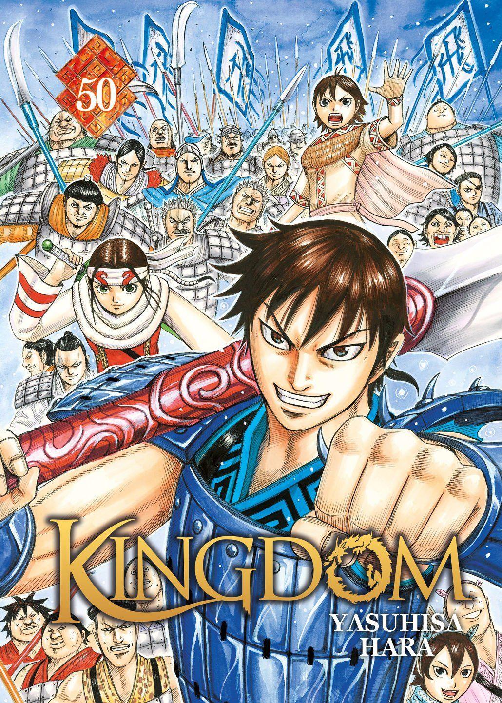 Kingdom Vol.50