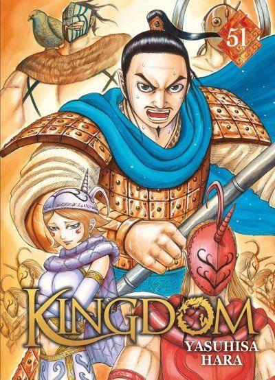 Kingdom Vol.51