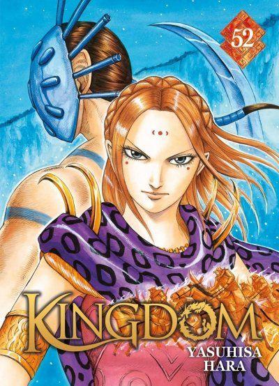 Kingdom Vol.52