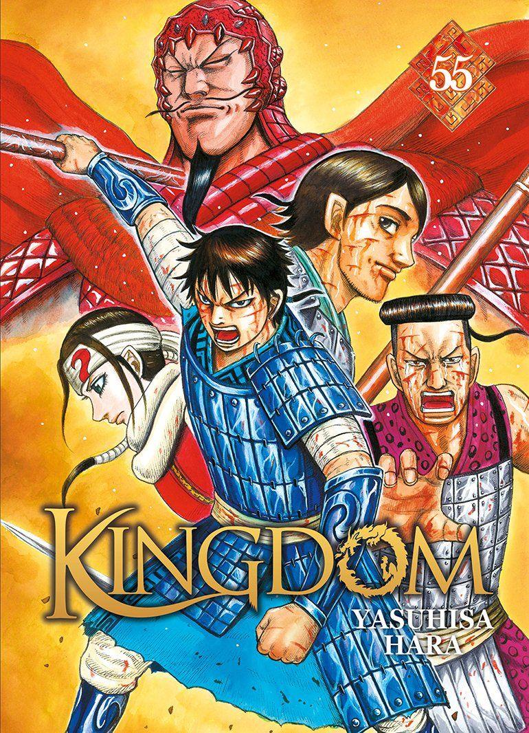 Kingdom Vol.55
