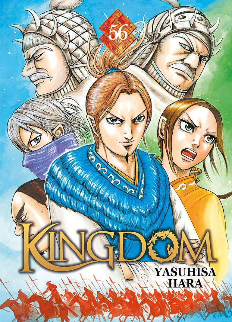 Kingdom Vol.56