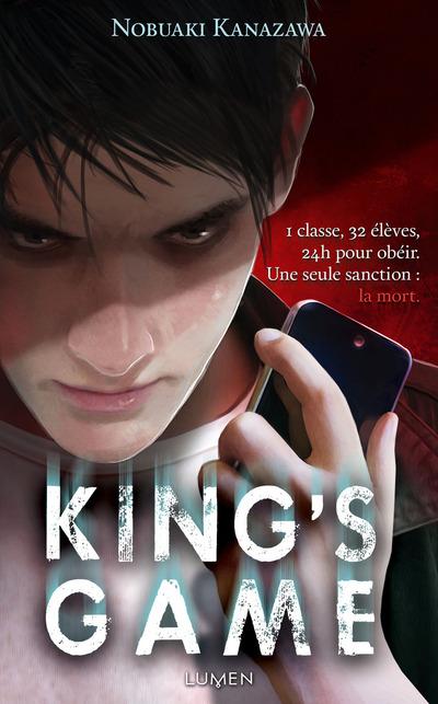 [Fiche de lecture] King's Game - Nobuaki Kanazawa Kings-game-roman-1-lumen