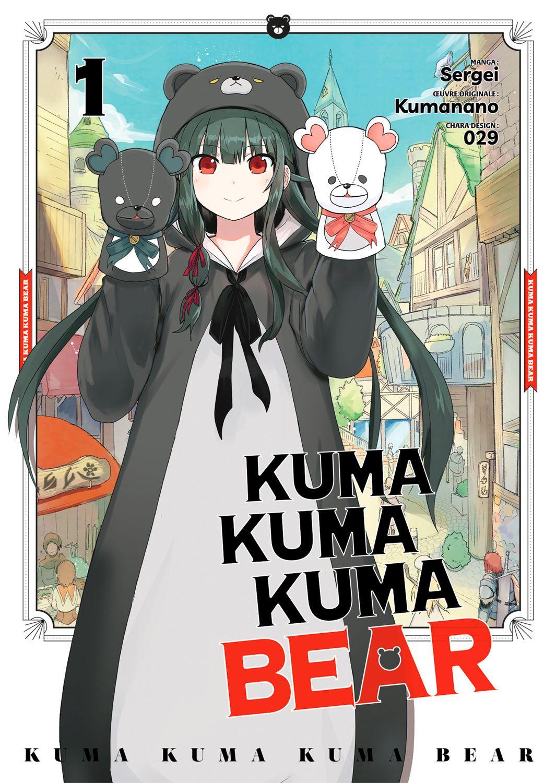 Kuma Kuma Kuma Bear Vol.1