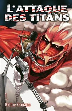 Attaque Des Titans (l') - France Loisirs Vol.1 - Vol.2