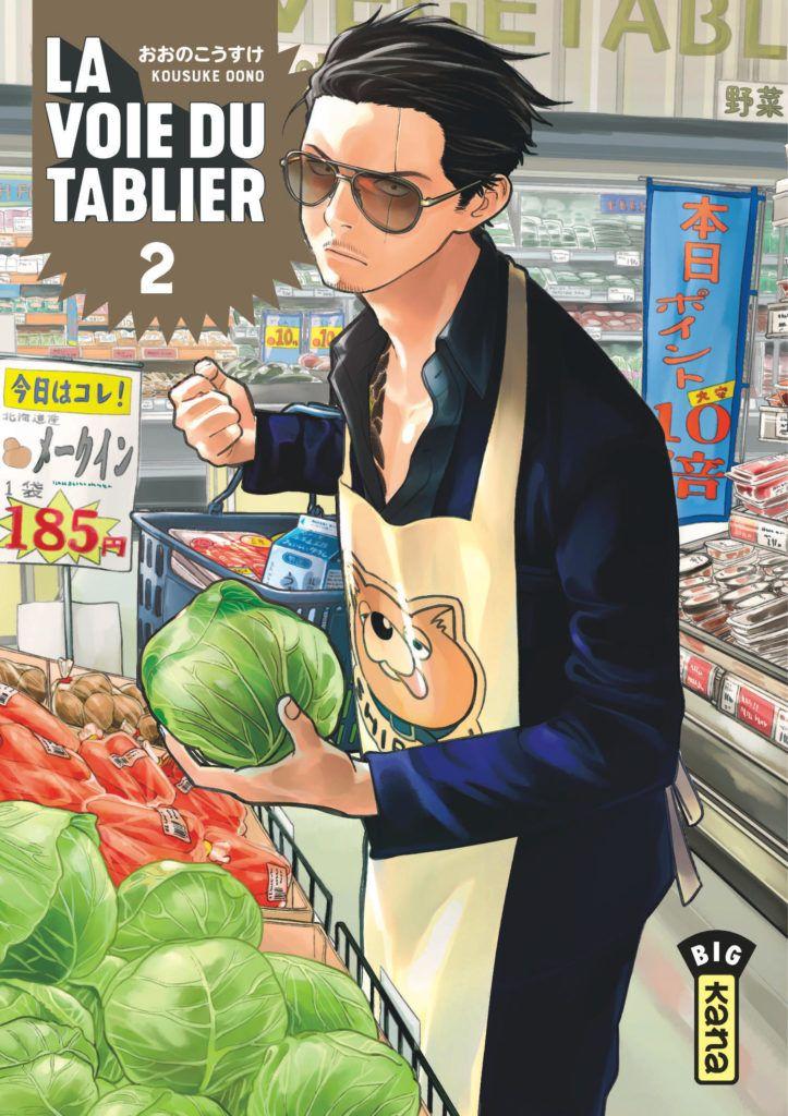 Manga - Manhwa - Voie du Tablier (la) Vol.2