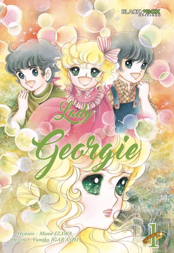 Manga - Manhwa - Lady Georgie ! Vol.1