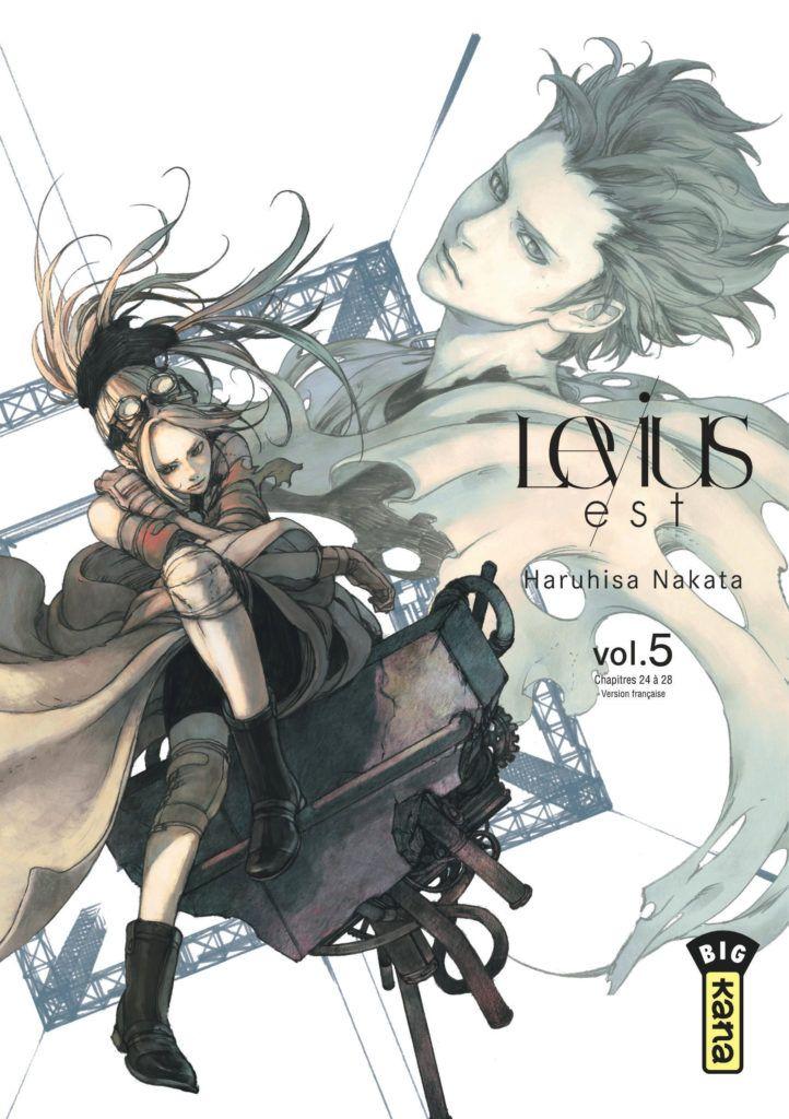 Manga - Manhwa - Levius Est Vol.5