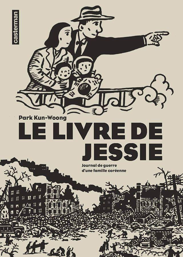 Manga - Manhwa - Livre de Jessie (le)