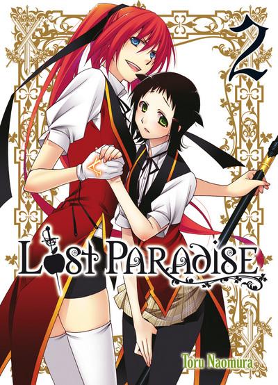 [MANGA] Lost Paradise Lost-paradise-2-ki-oon