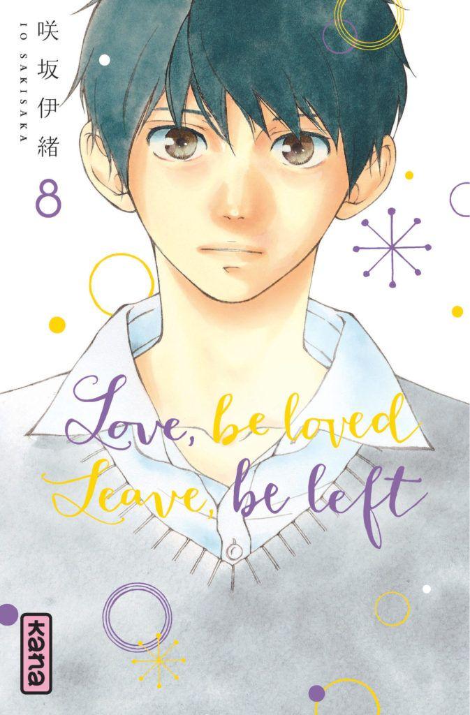 Manga - Manhwa - Love,Be Loved Leave,Be Left Vol.8
