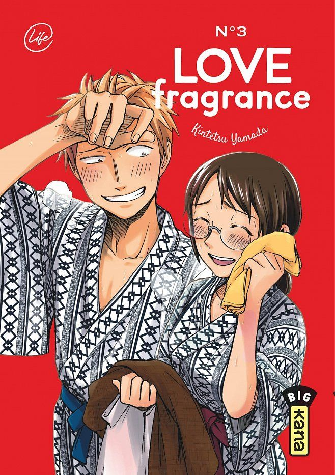 Manga - Manhwa - Love Fragrance Vol.3