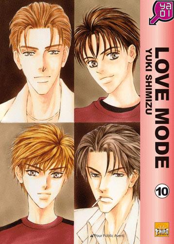 Love Mode Vol.10