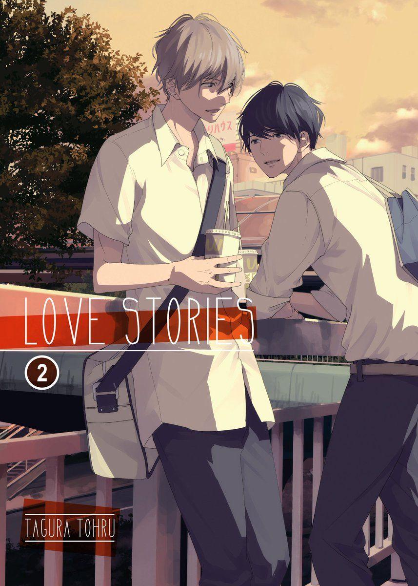 Manga - Manhwa - Love stories Vol.2
