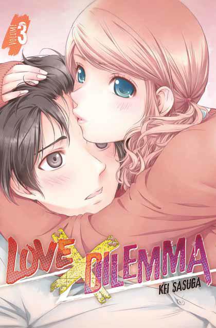 Love X Dilemma Vol.3