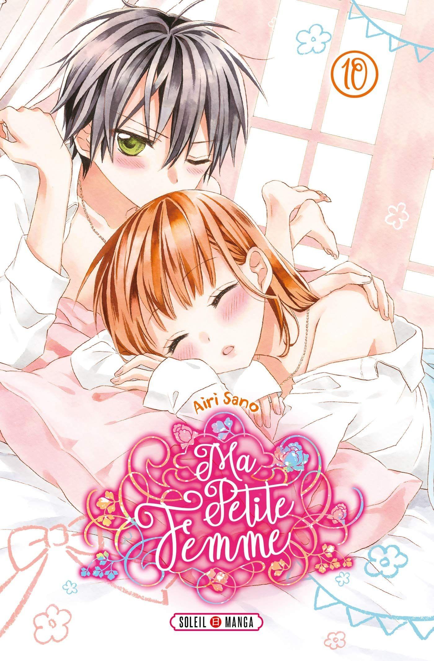 Sortie Manga au Québec JUILLET 2021 Ma-petite-femme-10-soleil