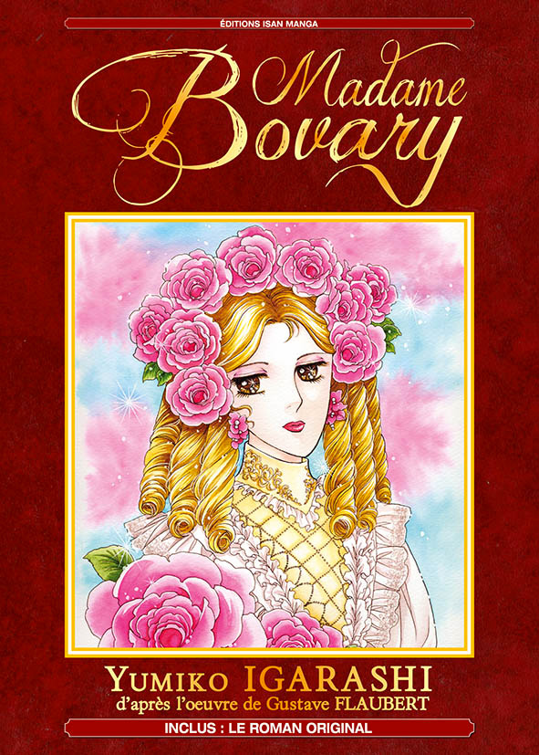 Isan manga Madame-bovary-isan-manga
