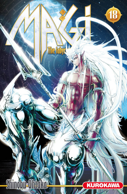 Magi - The Labyrinth of Magic Vol.18