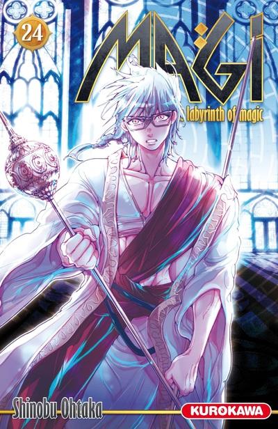 Magi - The Labyrinth of Magic Vol.24