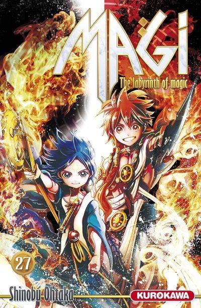 Magi - The Labyrinth of Magic Vol.27