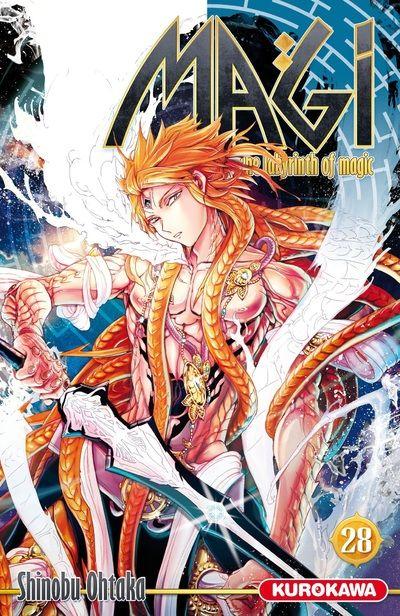 Magi - The Labyrinth of Magic Vol.28
