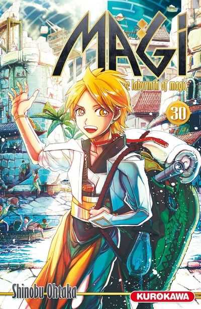 Magi - The Labyrinth of Magic Vol.30
