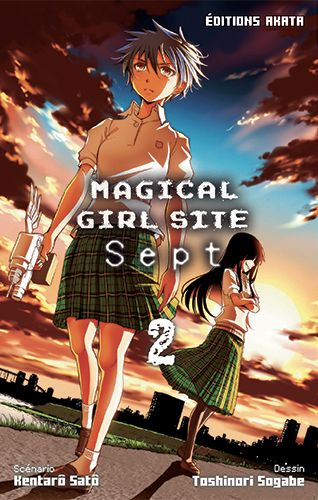 Magical Girl Site Sept Vol.2