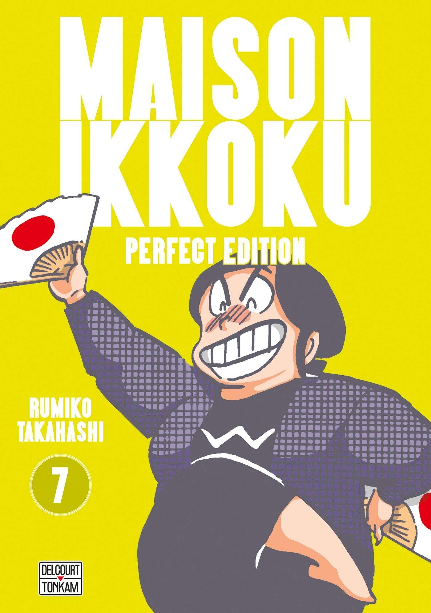 Sortie Manga au Québec JUIN 2021 Maion-ikkoku-perfect-7-delcourt
