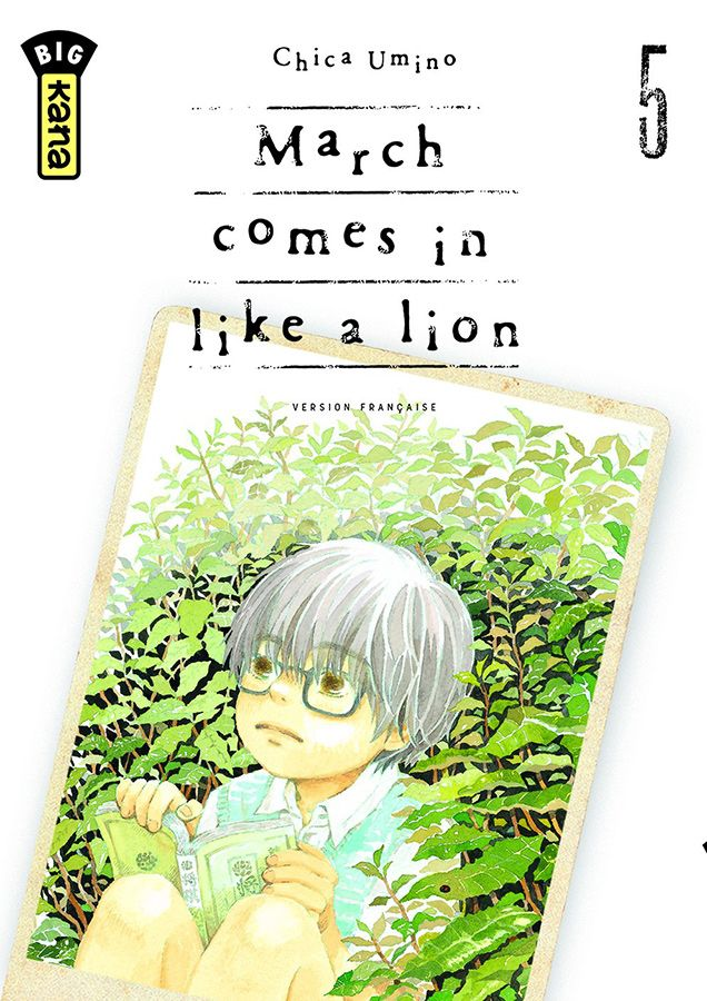 March comes in like a lion Vol.5