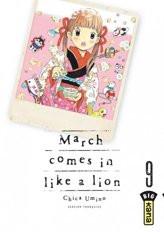 March comes in like a lion Vol.9