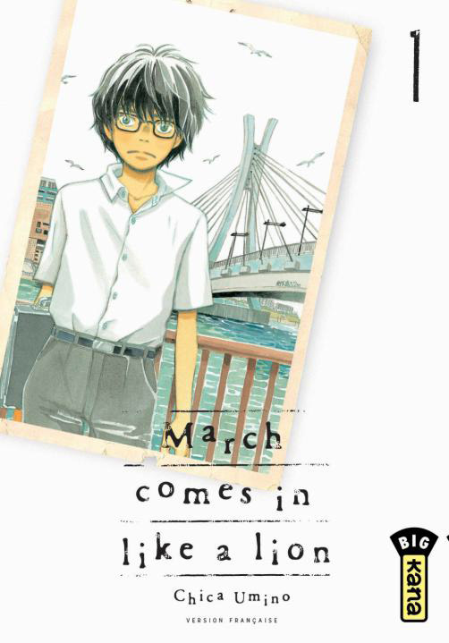 March comes in like a lion Vol.1