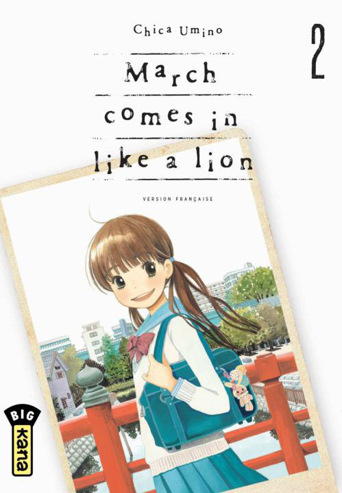 March comes in like a lion Vol.2