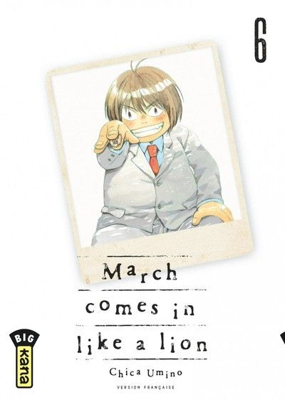 March comes in like a lion Vol.6