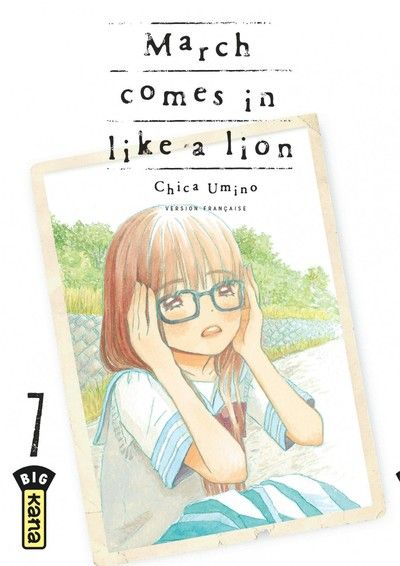 March comes in like a lion Vol.7