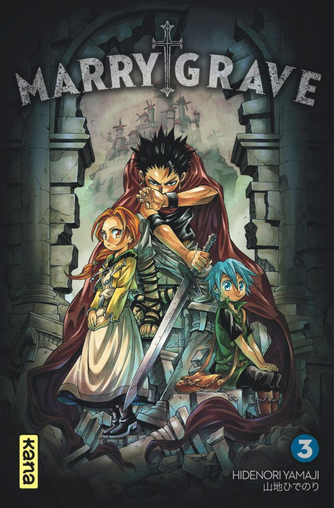 Manga - Manhwa - Marry Grave Vol.3