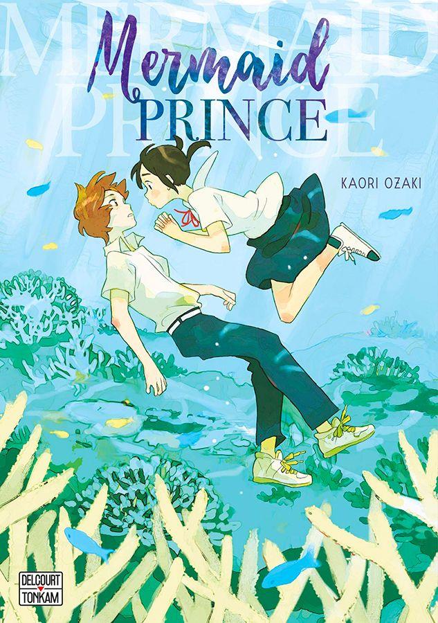 Manga - Manhwa - Mermaid Prince