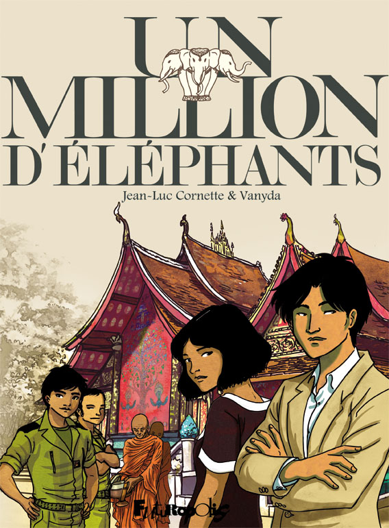 Manga - Manhwa - Million d'éléphants (Un)