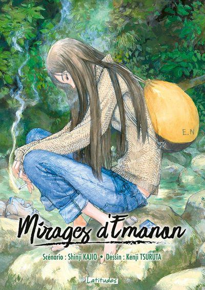 Manga - Manhwa - Mirages d'Emanon