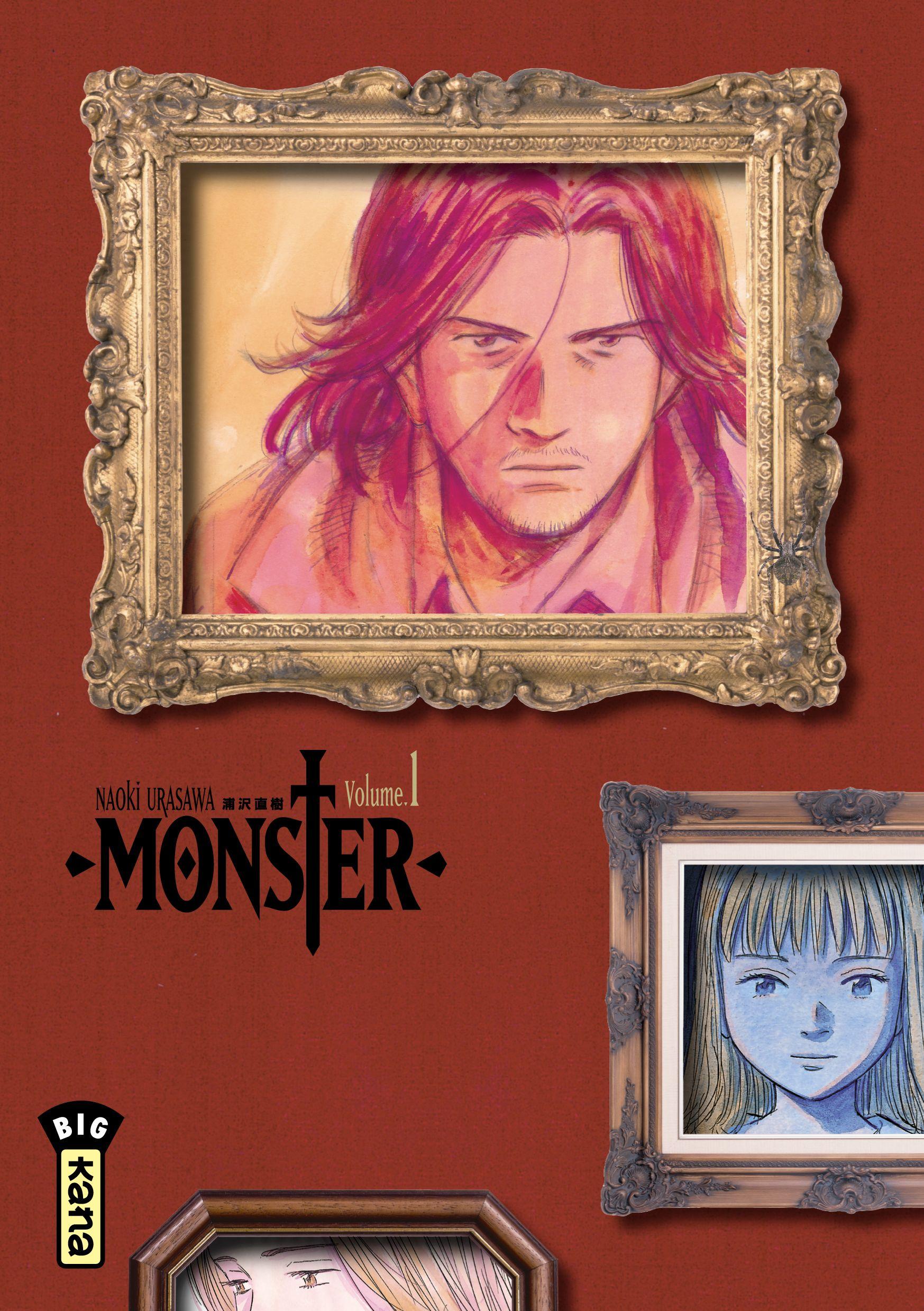 Manga - Manhwa - Monster - Deluxe Vol.1