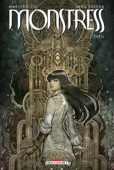 Manga - Manhwa - Monstress Vol.1