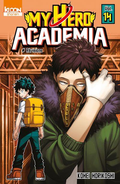 Manga - Manhwa - My Hero Academia Vol.14