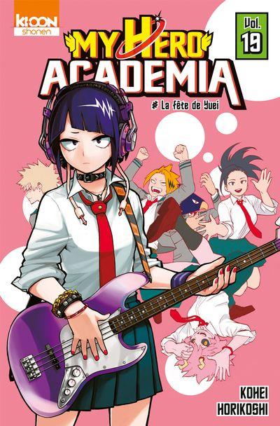 My Hero Academia Vol.19