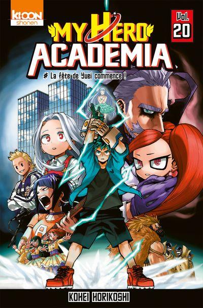 My Hero Academia Vol.20