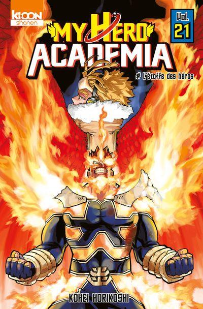 My Hero Academia Vol.21