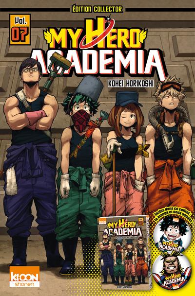 My Hero Academia - Collector Vol.7