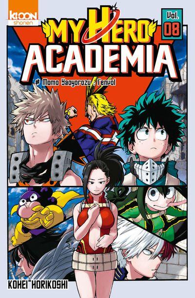 My Hero Academia Vol.8