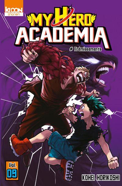 My Hero Academia Vol.9