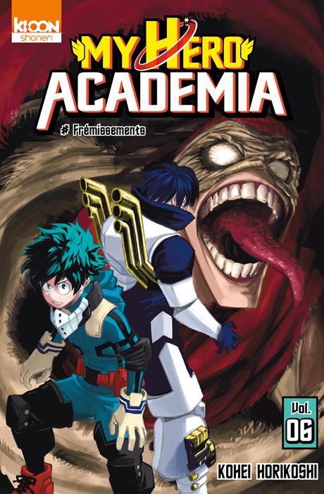 My Hero Academia Vol.6